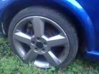 Astra coupe turbo wheels