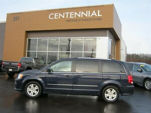 2015 Dodge Grand Caravan Crew Plus (Leather)