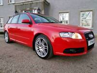 **Audi A4 Avant 2.0 TDI 170 S Line Special Edition**