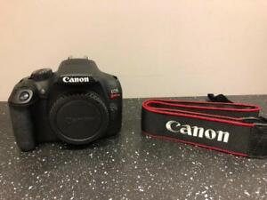 Canon EOS Rebel T6 - Camera Body
