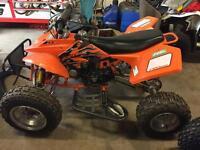 X sport 125 cc quad bike