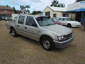 Holden Rodeo Dualcab LX Ute Mysterton Townsville City Preview