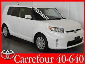 2015 Scion xB 2.4L Gr.Electrique+Air+Bluetooth Automatique
