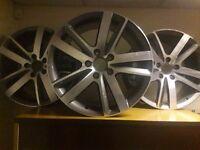 Audi Q7 Alloys