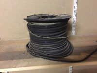 100m of festoon 2.5 rubber cable
