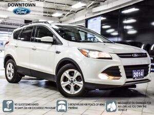 2014 Ford Escape SE, AWD, Pano Roof, Navi, Leather, Back up