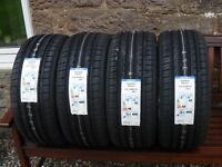 BRAND NEW 225 40 18 WINTER or BUDGET or PREMIUM TYRES from £40 each, KINGSMUIR FORFAR