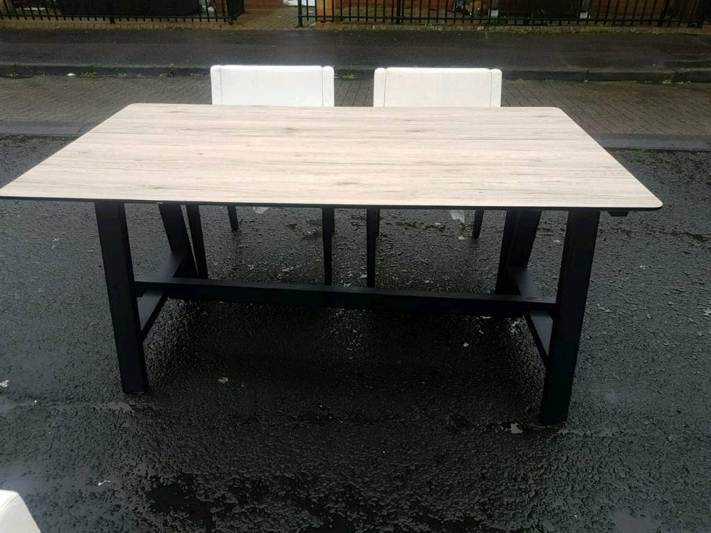Table and 4 chairs in belfast city centre belfast gumtree