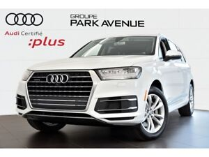 2017 Audi Q7 3.0 TFSI PROGRESSIV NAV+TOIT PANORAMIQUE !