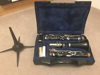 Buffet Crampon B flat Clarinet - nearly new, excellent condition