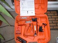 paslode im250 second fix cordless nail gun for sale  Northolt, London