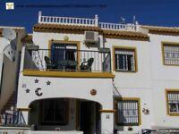 Costa Blanca, Spain. 3 bedroom apartment, sleeps 6 from £225.00 per week (SM017)