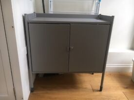 2 x Storage Cabinets 1 x Bedside table from IKEA, Pick up only