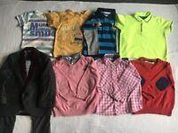 Boys clothes bundle age 1/2 - 2 yrs