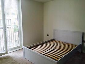 double bed- IKEA