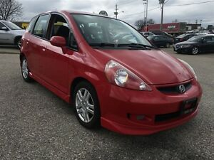 2007 Honda Fit Sport  Automatic Come See The ROOM inside! Kitchener / Waterloo Kitchener Area image 10