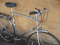 Raleigh Nova - Large - town bike - ready to ride - central Oxford