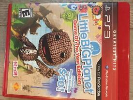 Little Planet for PS3