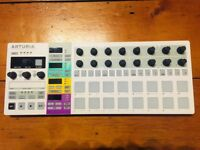 Beat step pro sequencer
