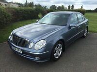 Mercedes-Benz E200 1.8 Automatic Petrol Saloon 4 Door Auto *ULEZ Free*