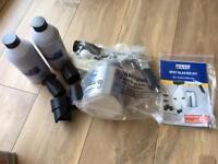 Power Craft Spot Blaster Kit - WWSBK11 - New, Damaged Box - Air Tools