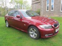 2010 BMW 318d Exclusive Edition - £30 Roadtax - FBMWSH - LCI Facelift
