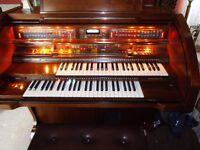 Lowrey Century LC50 electronic organ