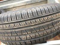 235/60/18 pirelli tyre
