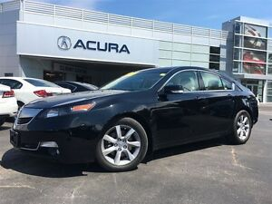 2013 Acura TL TECH | FWD | V6 | LEATHER | NAVI | NEWPADS|