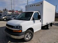 2012 Chevrolet Express CUBE VAN / V8 / VERY CLEAN TRUCK Cambridge Kitchener Area Preview