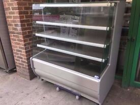 WARMER KITCHEN DINER DISPLAY CABINET FASTFOOD BAKERY CATERING TAKEAWAY RESTAURANT CANTEEN COMMERCIAL