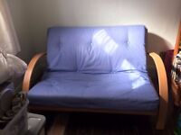 Kyoto New York 2 Seater Futon - Good Condition