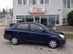2005 Toyota Echo AS TRADED SPECIAL