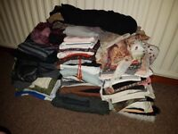 HUGE bundle ladies 8-10 clothing, bags and other