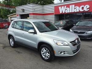 2009 Volkswagen Tiguan SE 2.0T AWD MP3 Low Km $150 Bi-weekly
