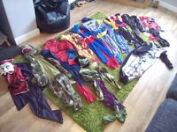 Boy costume mainly age from 5 - 8 great selection as u can see in photos all in great condition