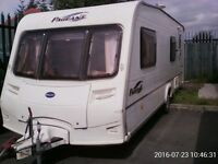 Caravan Bailey Pageant Series 5 Bretagne, 2005, 6 berth - RESERVED