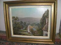 George Horne Painting