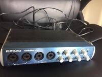 Presonus audiobox 44vsl audio interface sound card