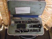 Boosey & Hawkes Regent Oboe & case.