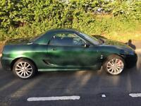 MG TF 160 low miles, full service history