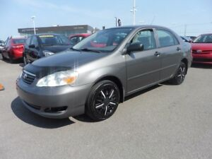 2006 Toyota Corolla *** CE *** MIROIRS ELECT *** 117 000 KMS ***