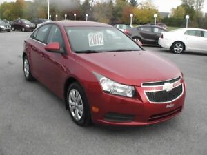 2012 Chevrolet Cruze LT Turbo FULL DÉMARREUR DISTANCE 102KM