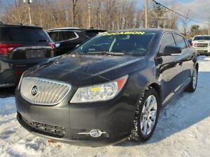2010 Buick LaCrosse CXL V6 *TOIT OUVRANT* + BLUETOOTH