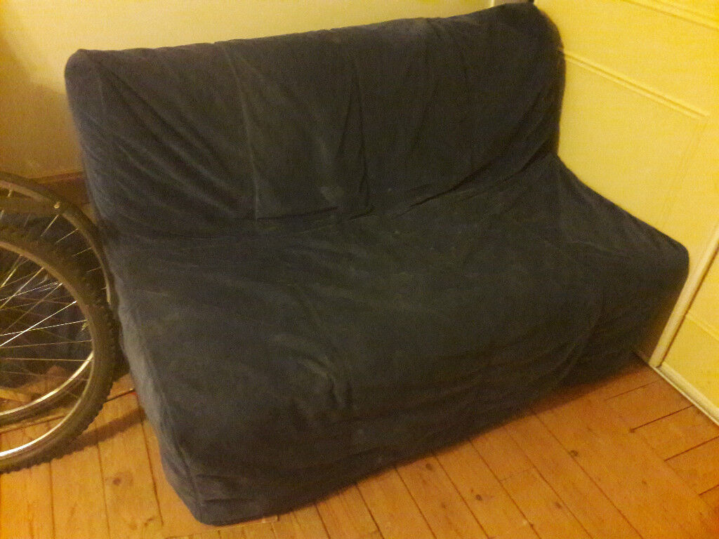 Used Ikea two seat Sofa bed Lycksele Lovas