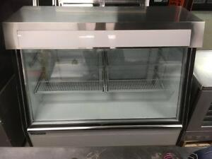 PASTRY DISPLAY COOLER/FREEZER