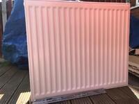 Double radiator 70-60