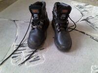 Men's Steel Toe Cap Boots For Sale