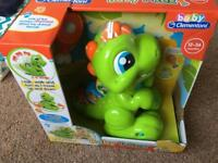 Brand new in box trex toddler interactive toy rrp £20
