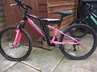 2 New pedal bikes